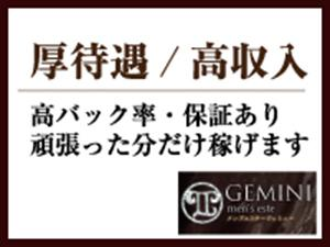 東京メンズエステ南新宿・代々木 メンズエステ「ジェミニ」 のサブ画像3