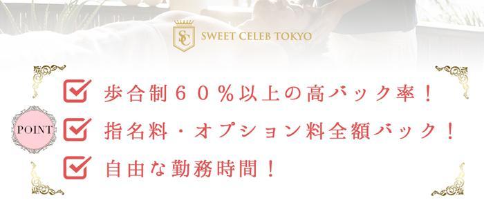 東京メンズエステSWEET CELEB TOKYOのバナー画像