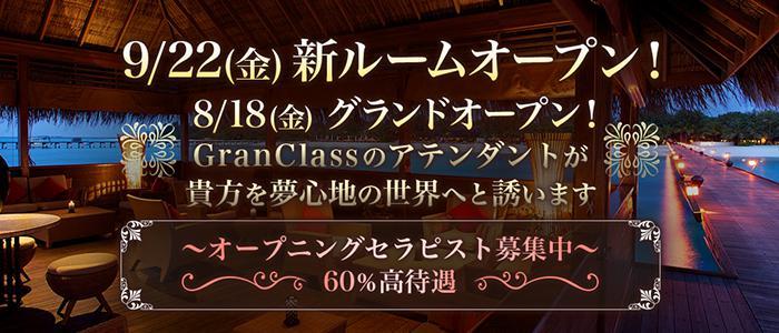 東京メンズエステメンズエステ 蒲田 最上級の施術【Gran Class】のバナー画像
