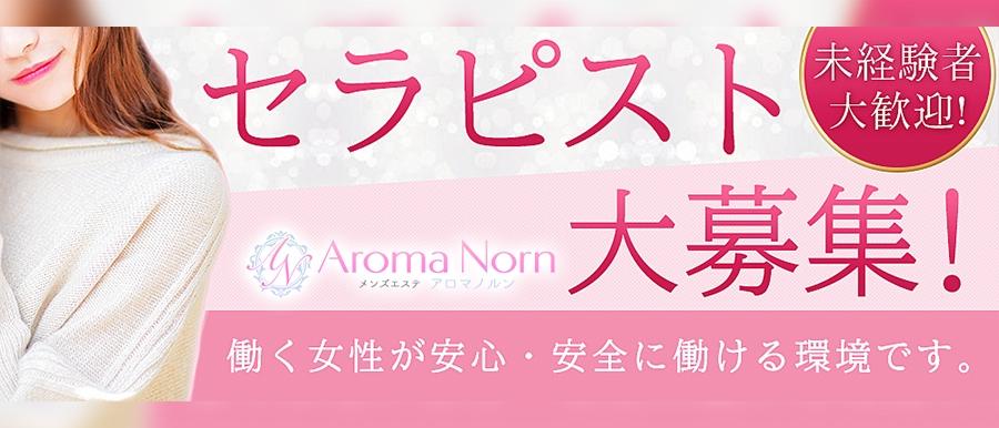 東京メンズエステAromaNornのバナー画像