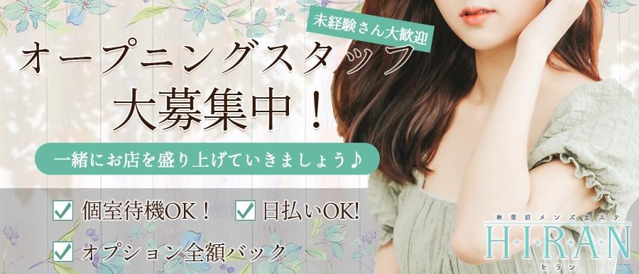 東京メンズエステMen's Esthe HIRANのバナー画像