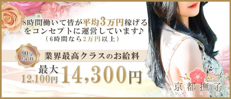 関西人気メンズエステ店メンズエステ 京都撫子のバナー画像